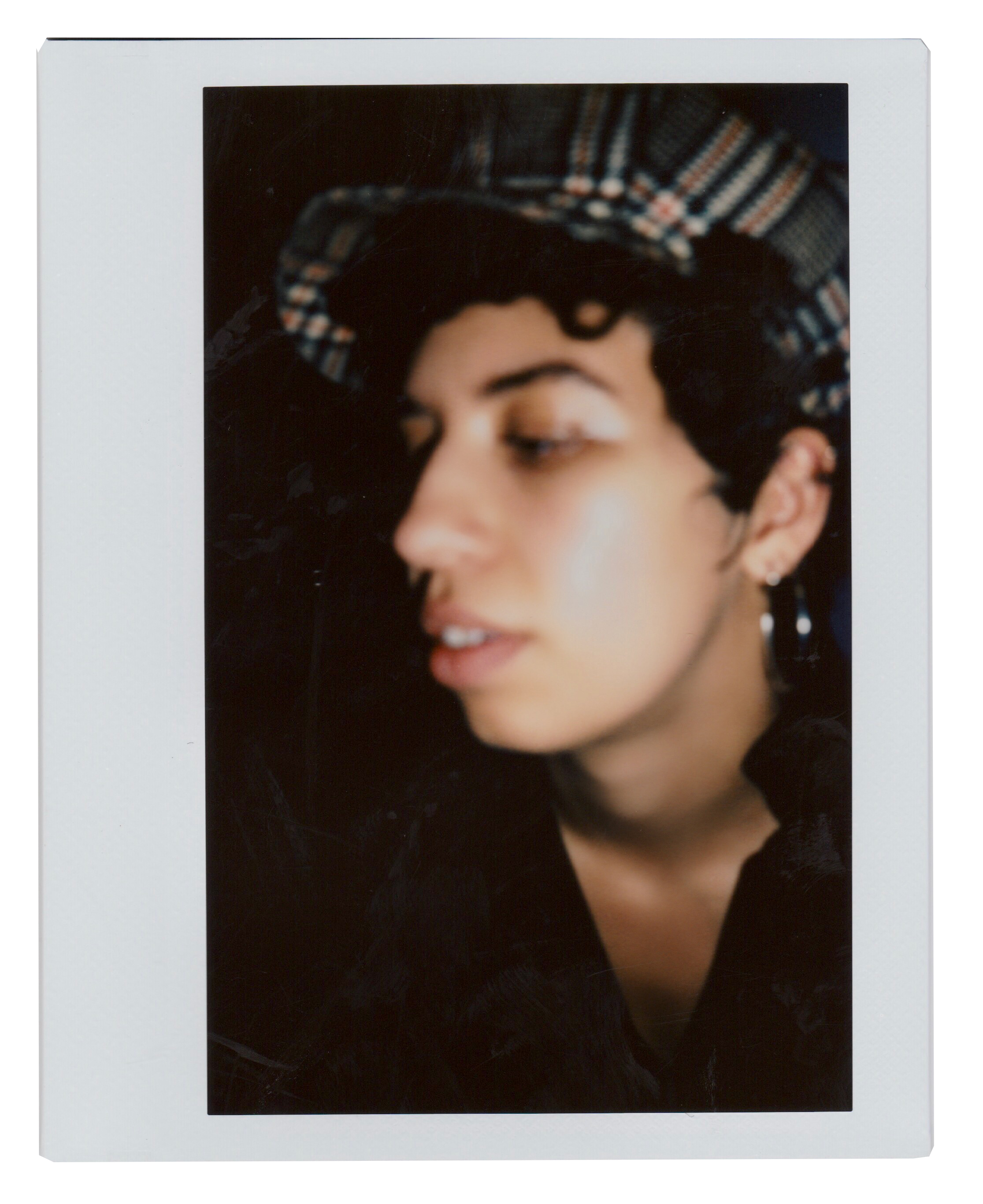 The Break Vintage Whiskey & Cigarettes Angelina Bergenwall Brooklyn polaroid