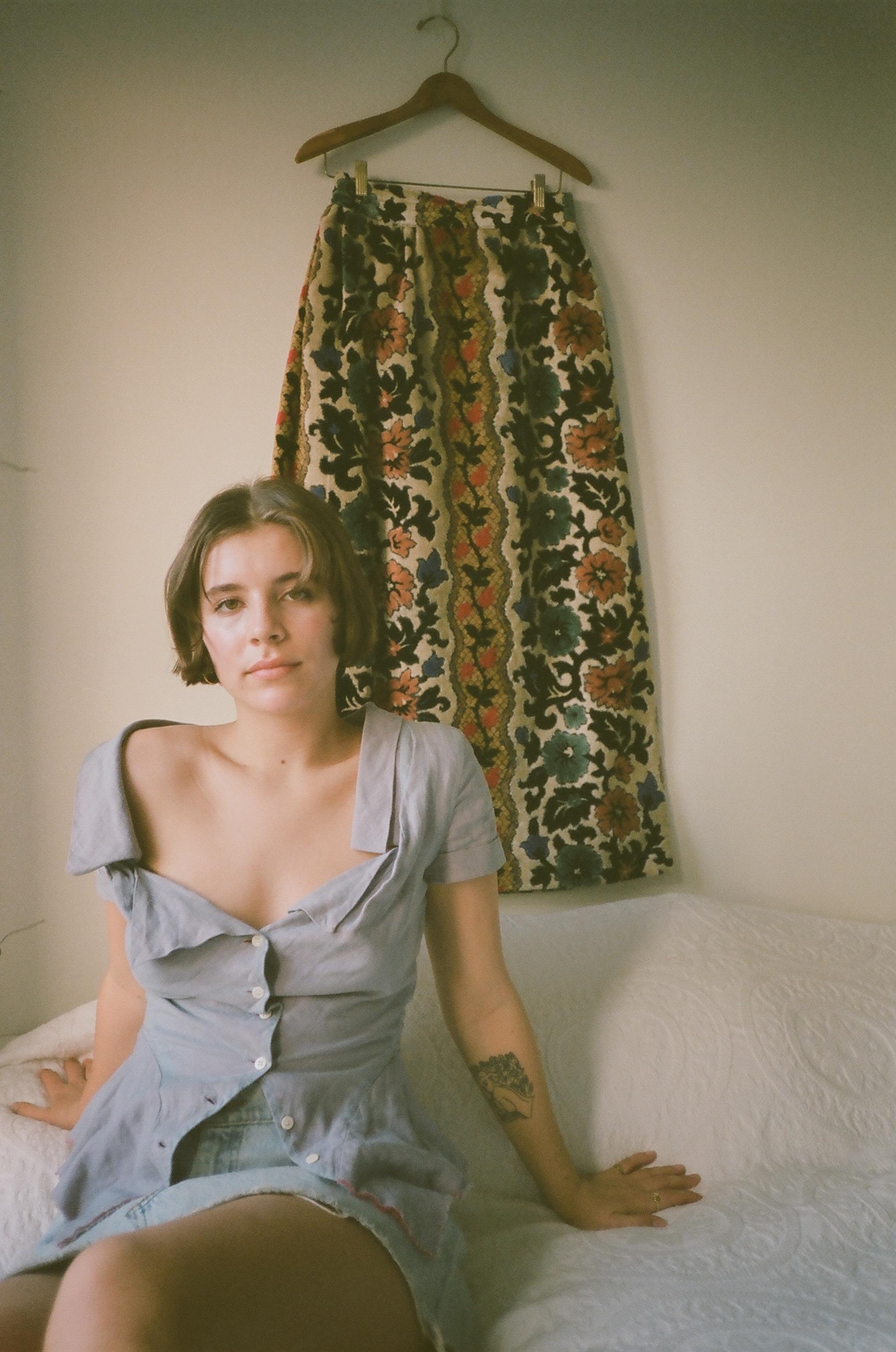 The Break Vintage Meet the Team Sophie Mumper Brooklyn