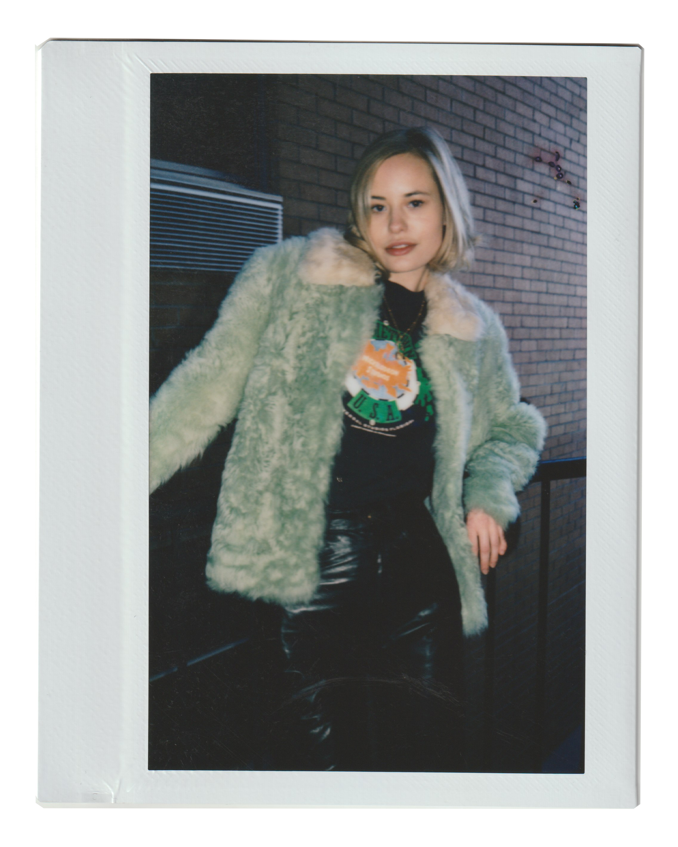 The Break Vintage Meet the Team Kira Shipway Brooklyn polaroid