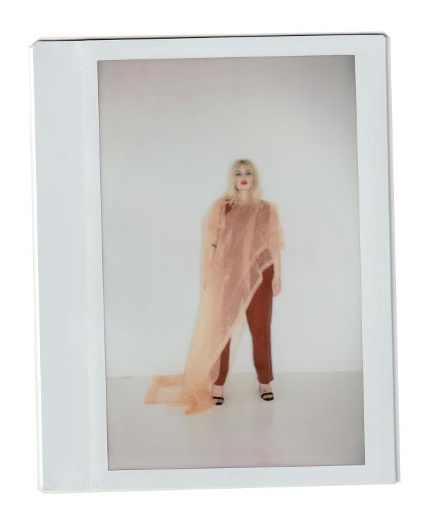The Break Vintage Behind the Scenes Lulu Bonfils Brooklyn Polaroid