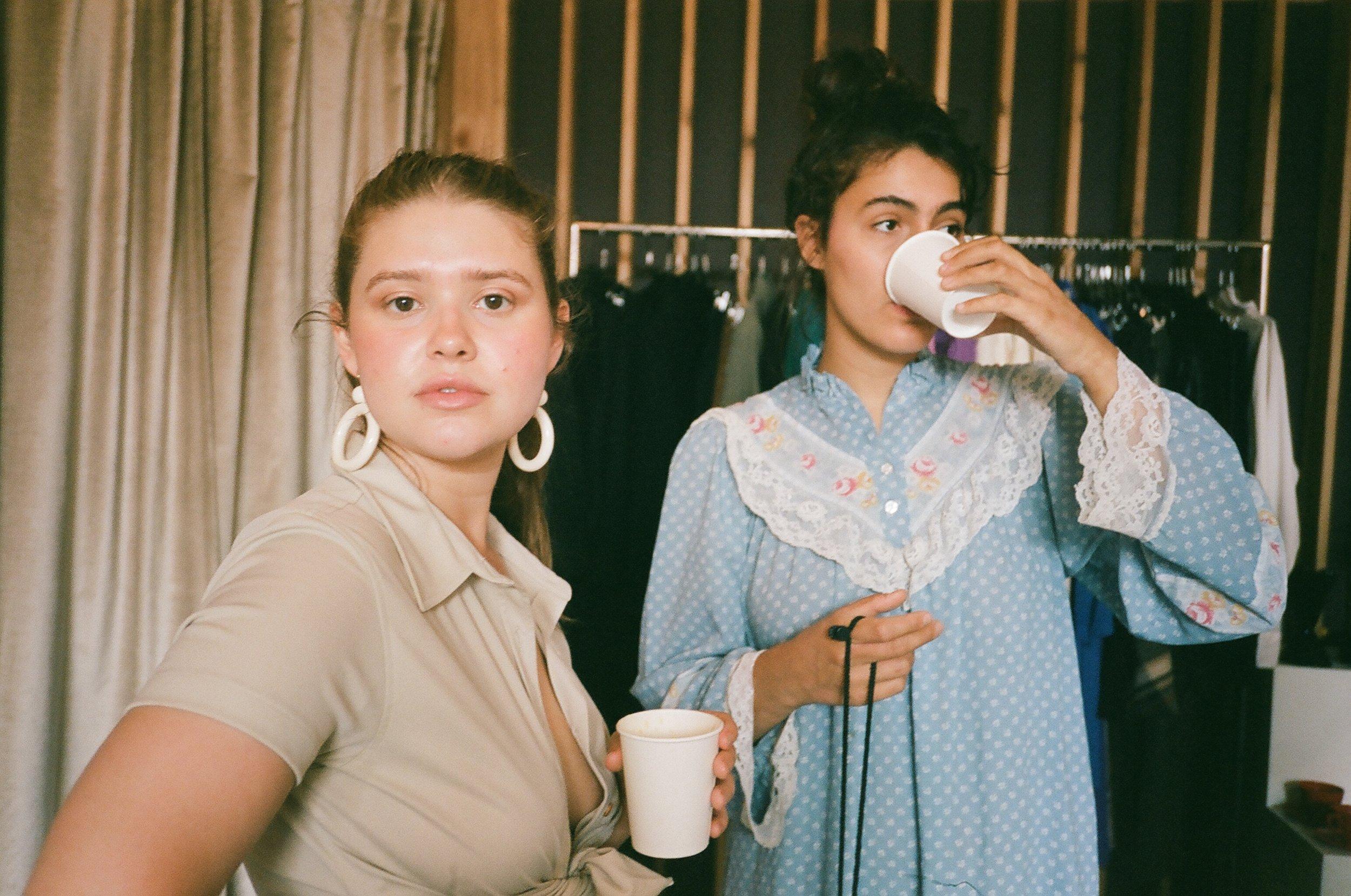 Shop The Break Vintage Written Coffee Wake Up with The Break Brooklyn