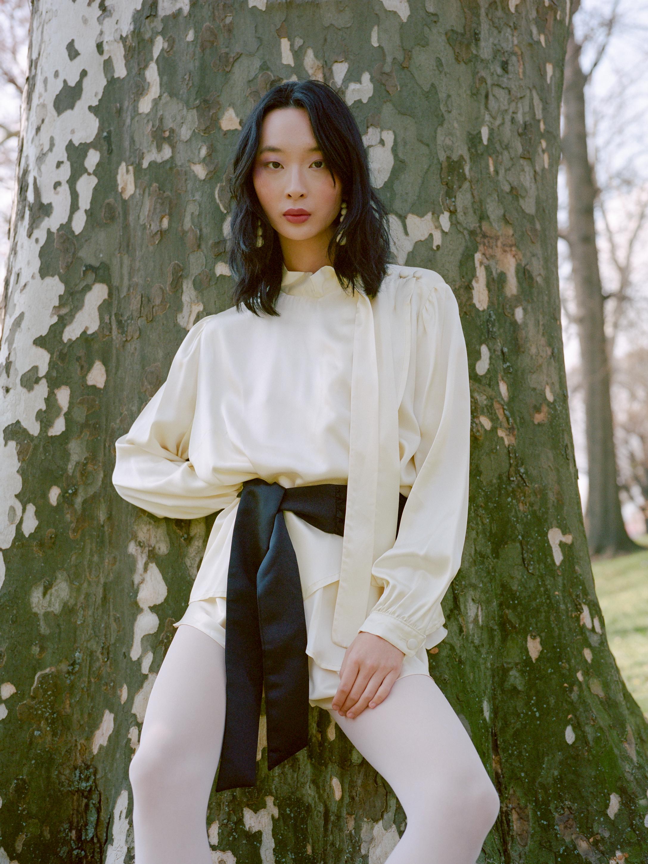 The Break Vintage Editorial Eve Jacqueline Harriet Jessica Wu