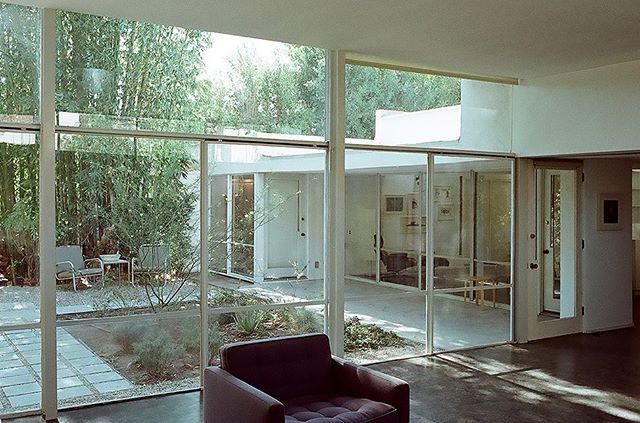 Buck house by Rudolf Schindler #thebreakloves