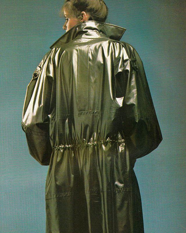 Yves Saint Laurent L'Officiel, April 1978, Photographed by Patrick Bertrand #thebreakloves