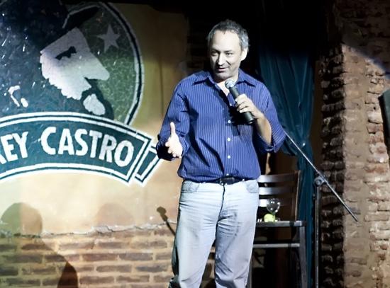 Show en Rey Castro. San Telmo.