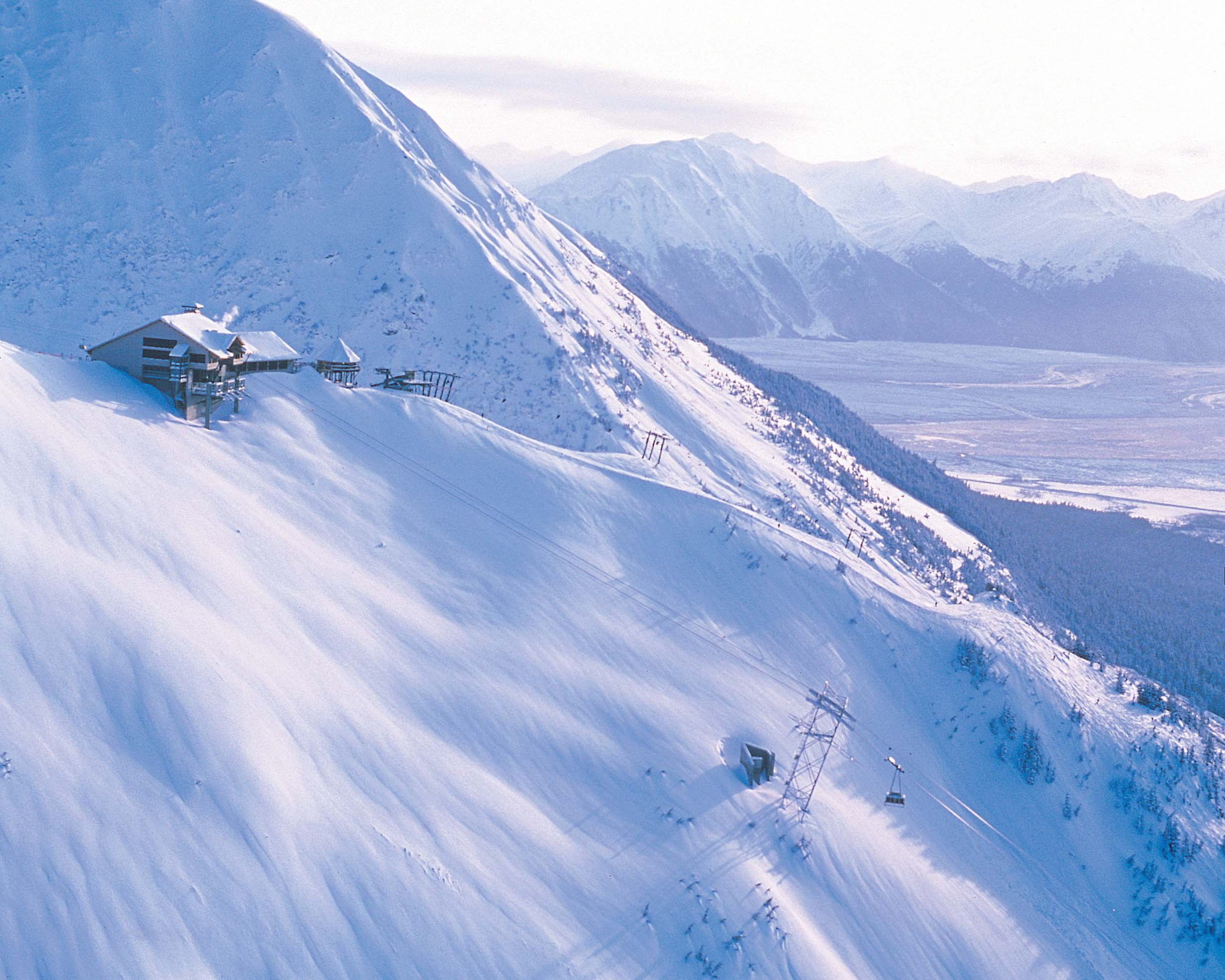 World-class In-room WiFi Access - Alyeska Resort is the largest ski area in Alaska, well-known for its steep terrain and deep snowpack. When guests complained about WiFi service availability and performance, the hotel sought a solution that would deliver the stellar level of service for which they are famous.