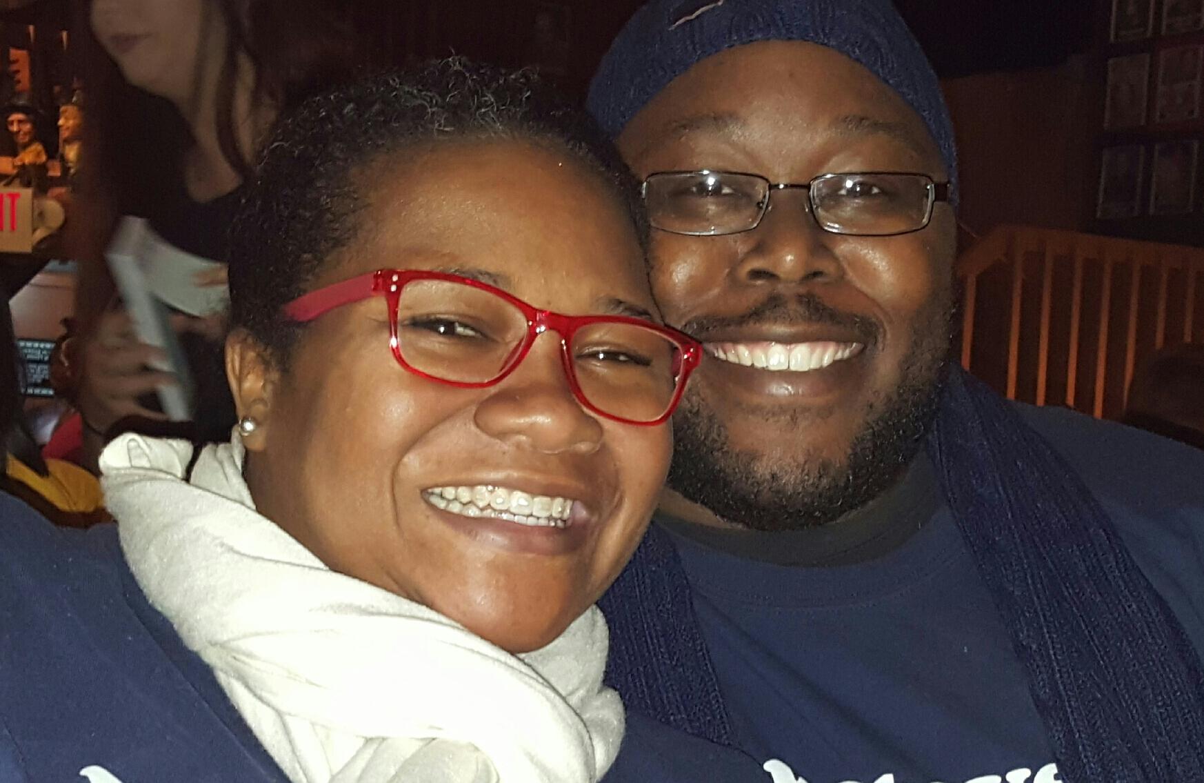 Ifeoma and her husband