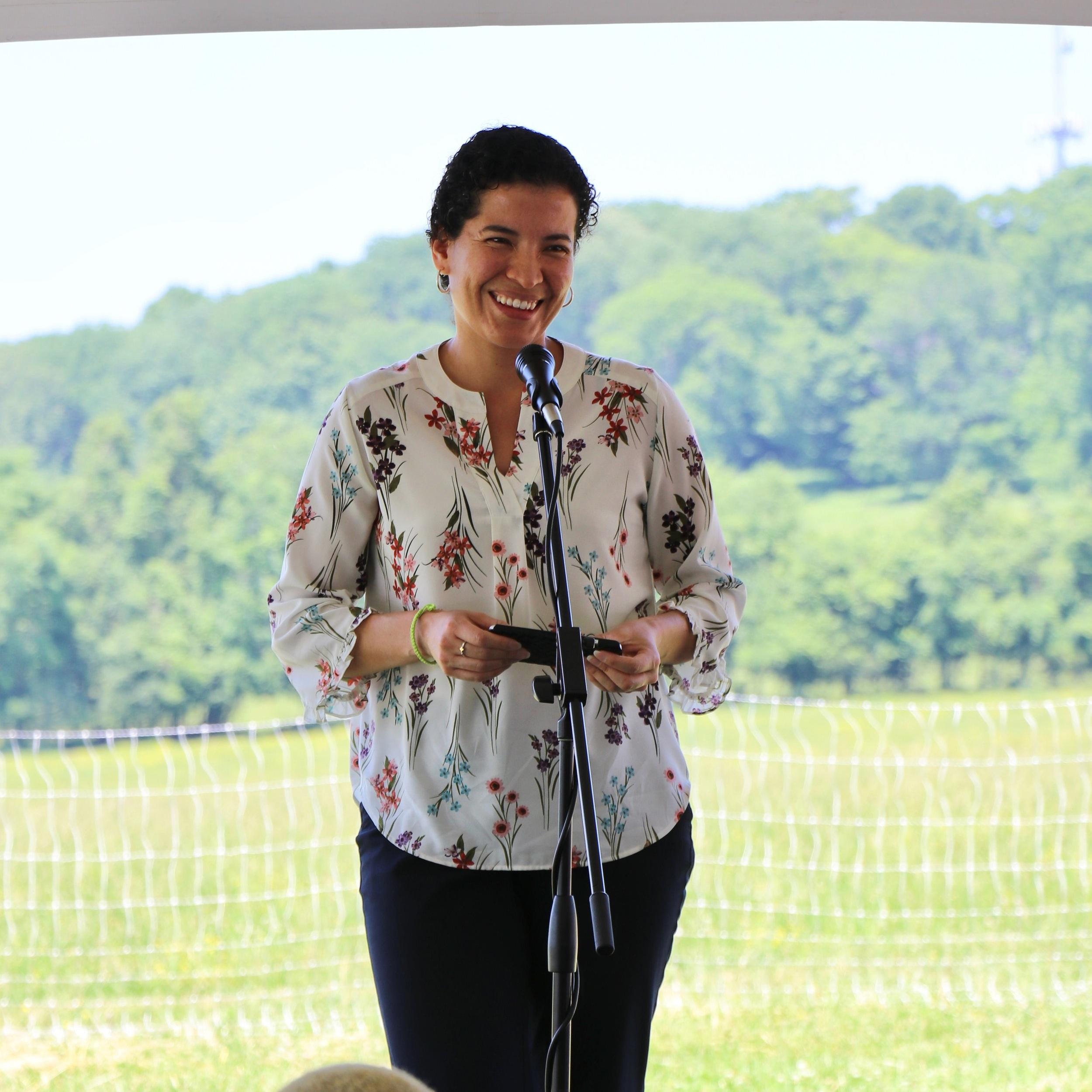 Vanessa Lazon (Mayor's Office)