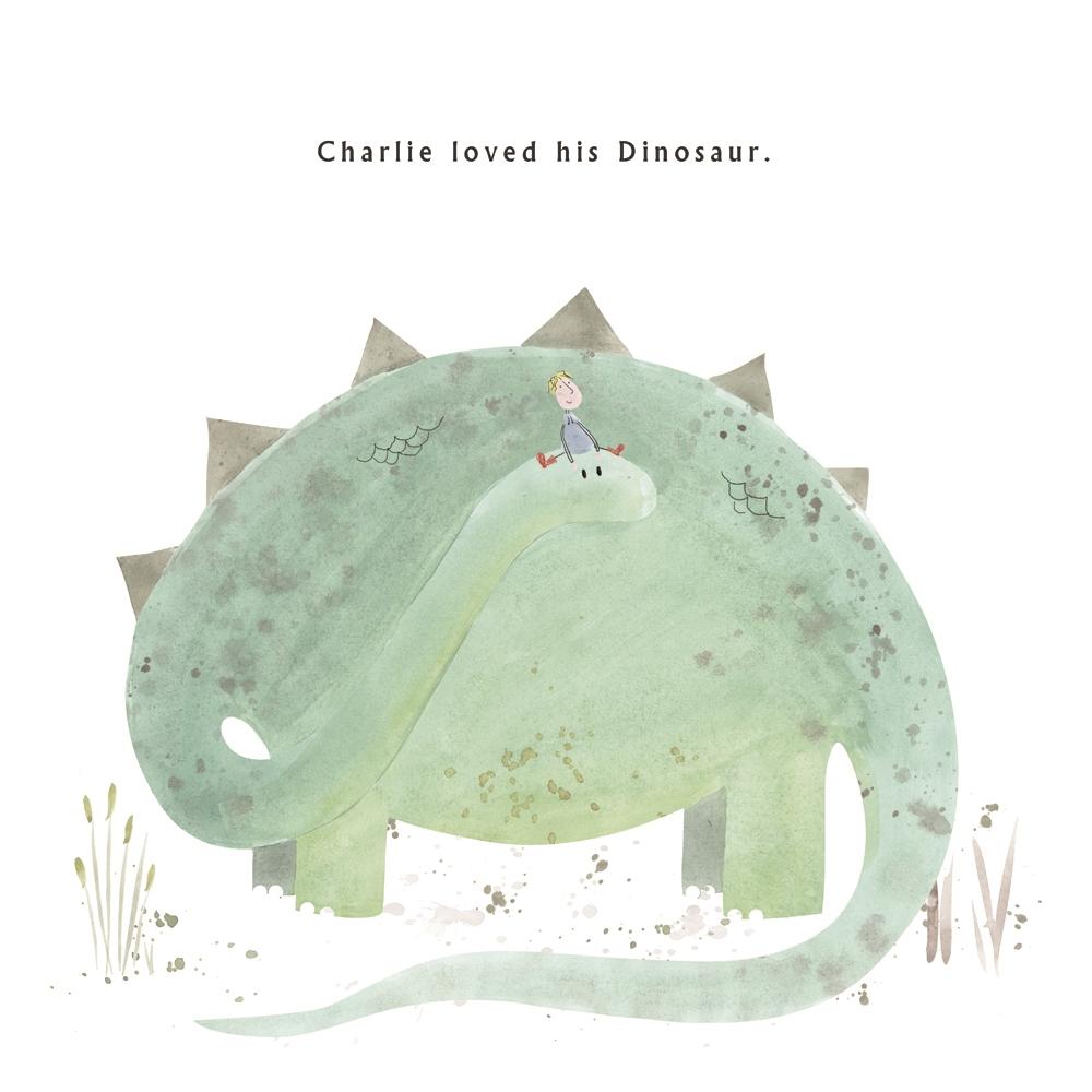 Charlie's Dinosaur