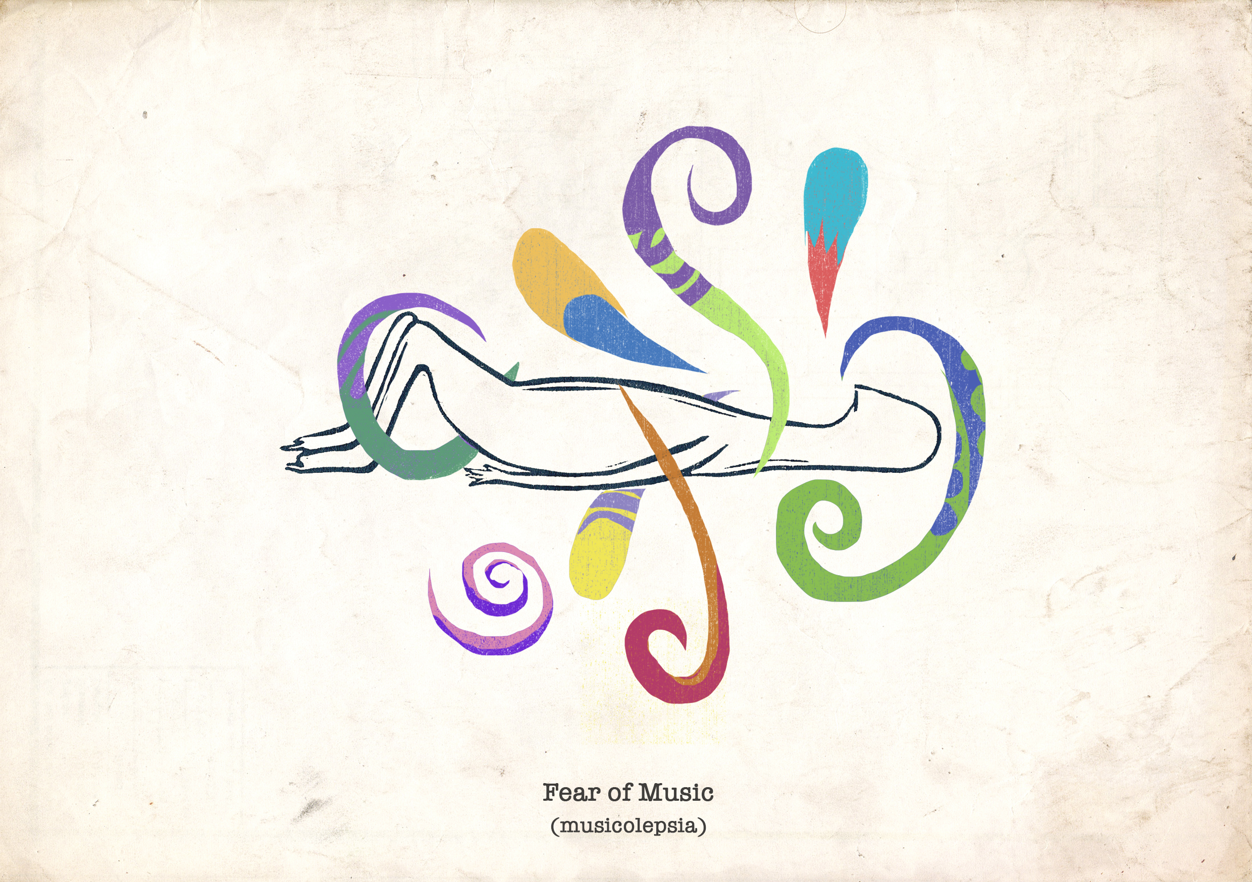 'Fear of music'