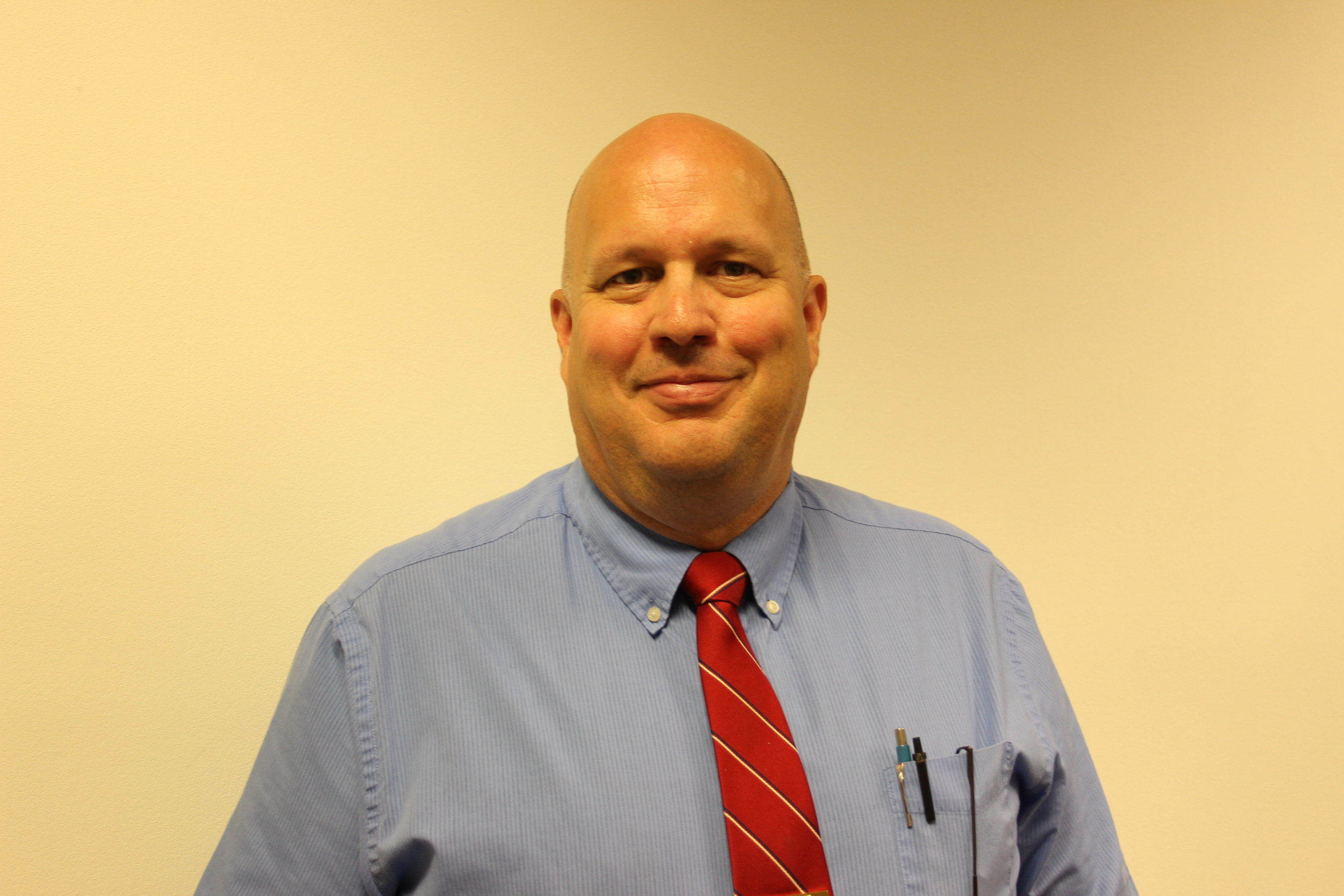 Mr. Larry Kennedy - New Counselor