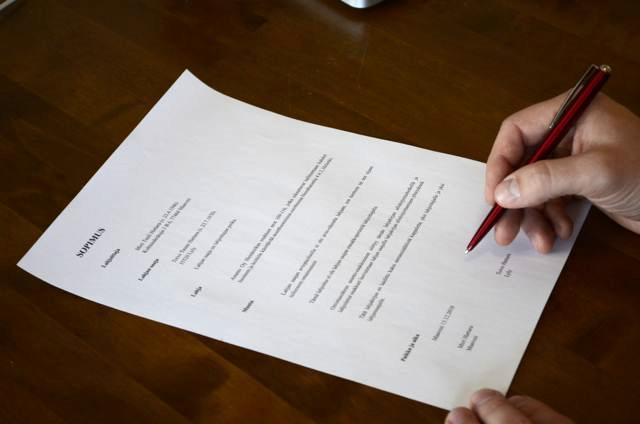 Tilaa ositussopimus verkossa