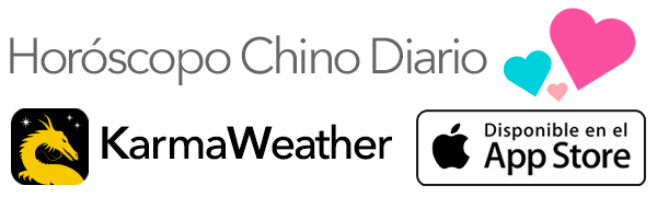 Mi horóscopo chino personalizado de hoy, mañana y de la semana , disponible en el App Store