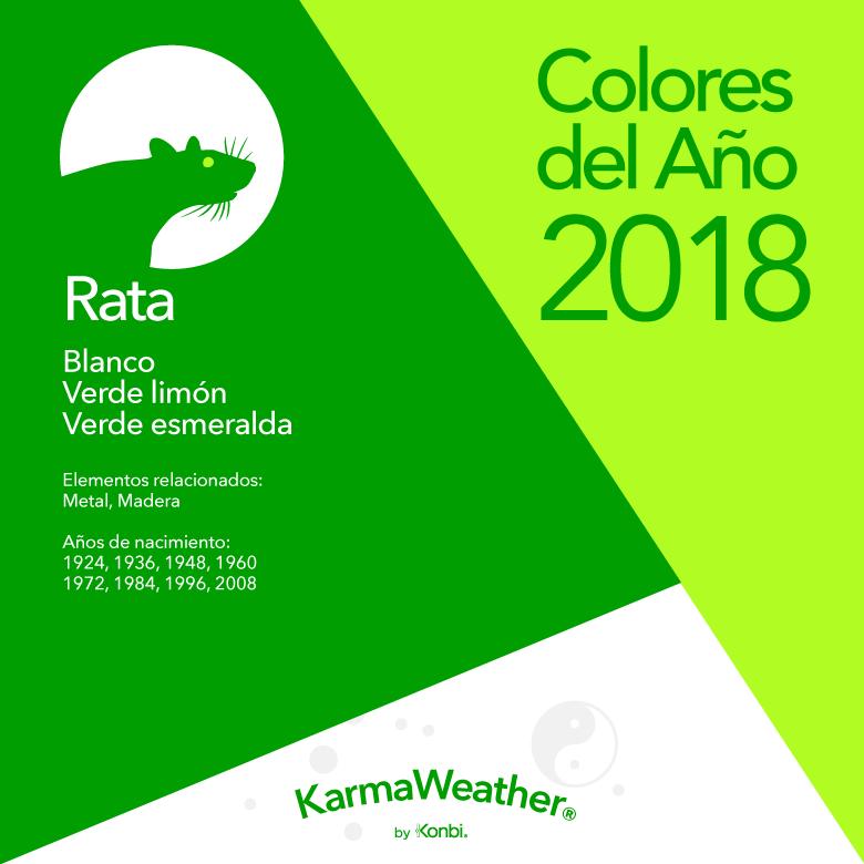 Rata color 2018