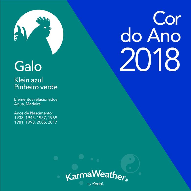 Cor 2018 Galo