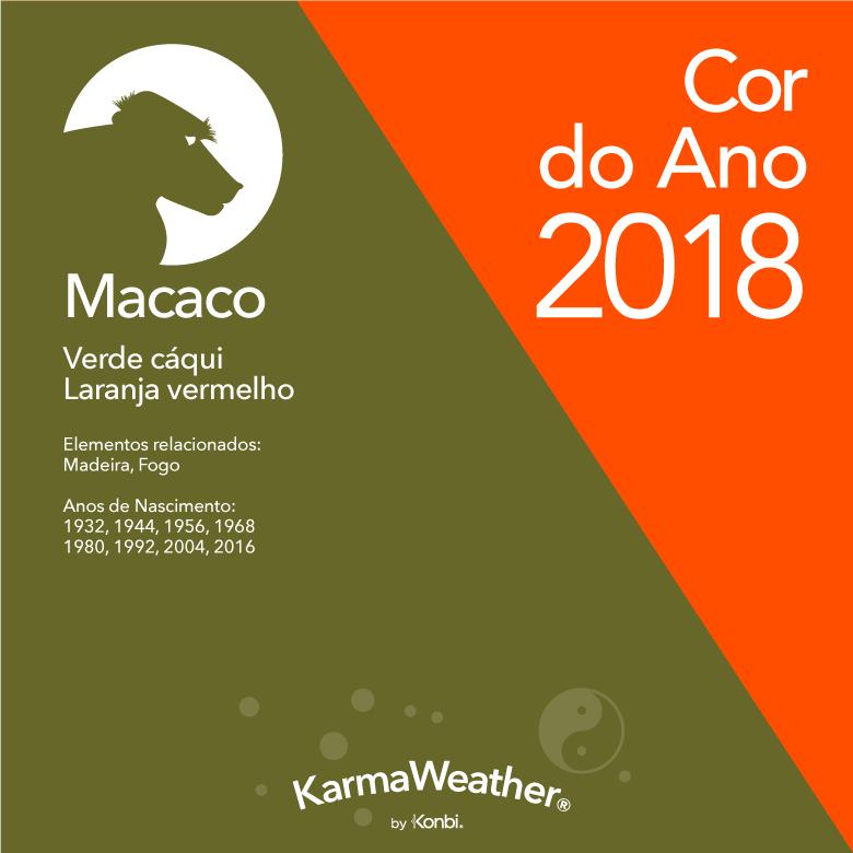 Cor 2018 Macaco