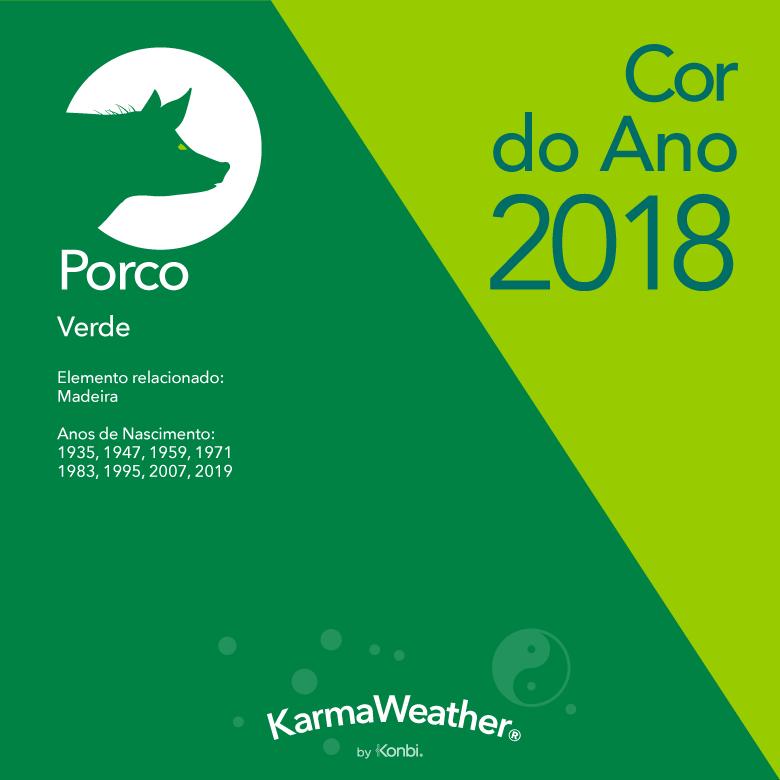 Cor 2018 Porco