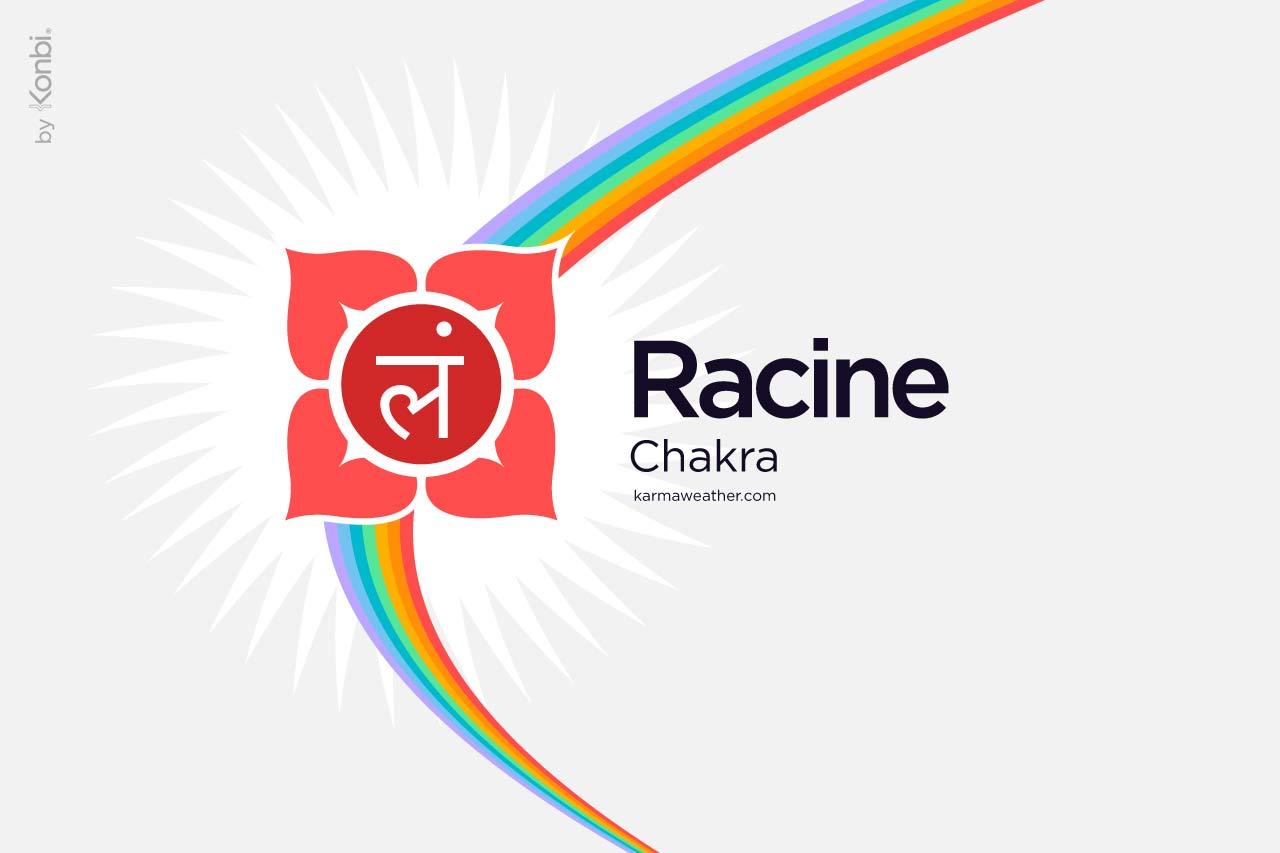 Chakra racine