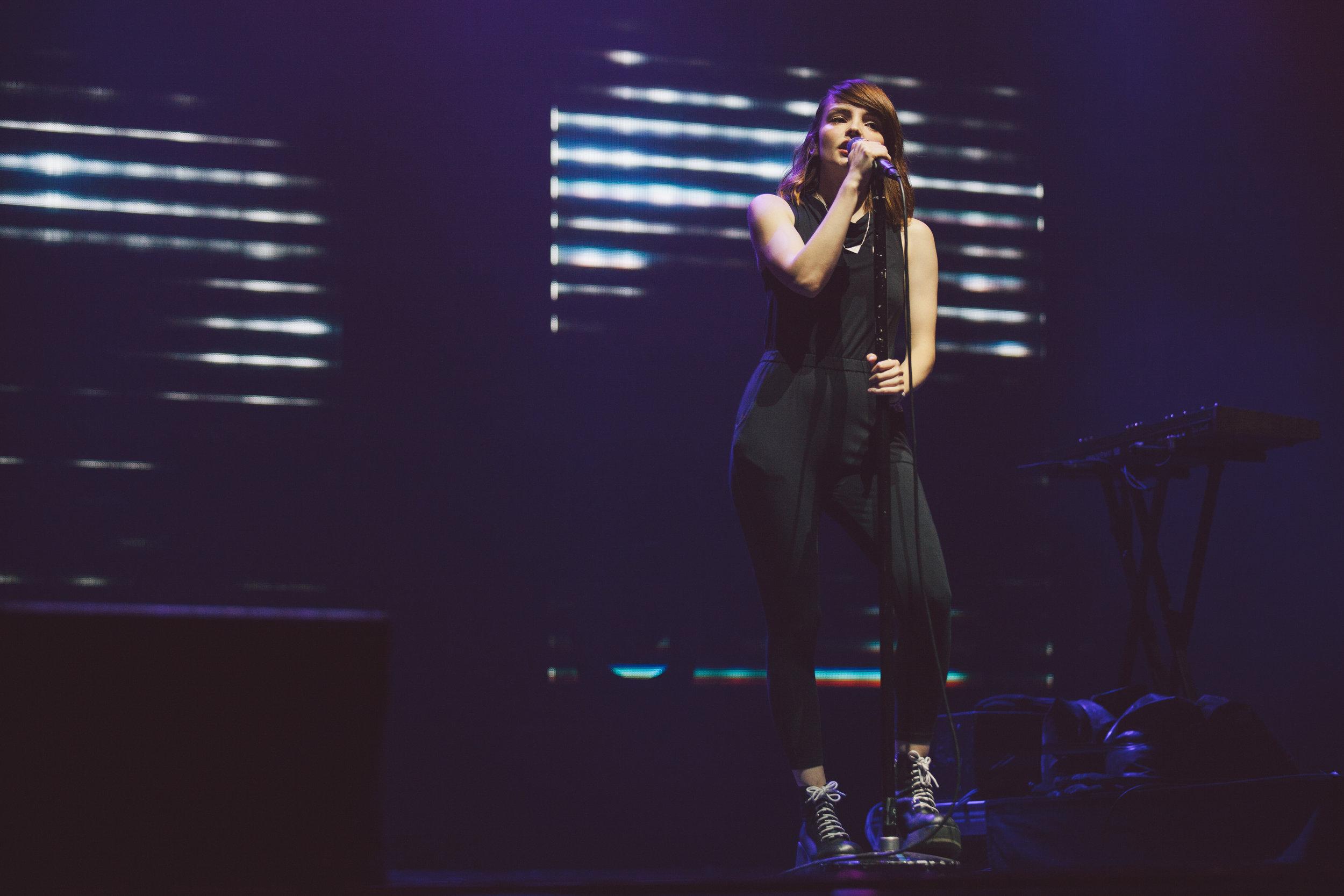 Chvrches:Pukkelpop:18th August 2016:Leah Henson3.jpg