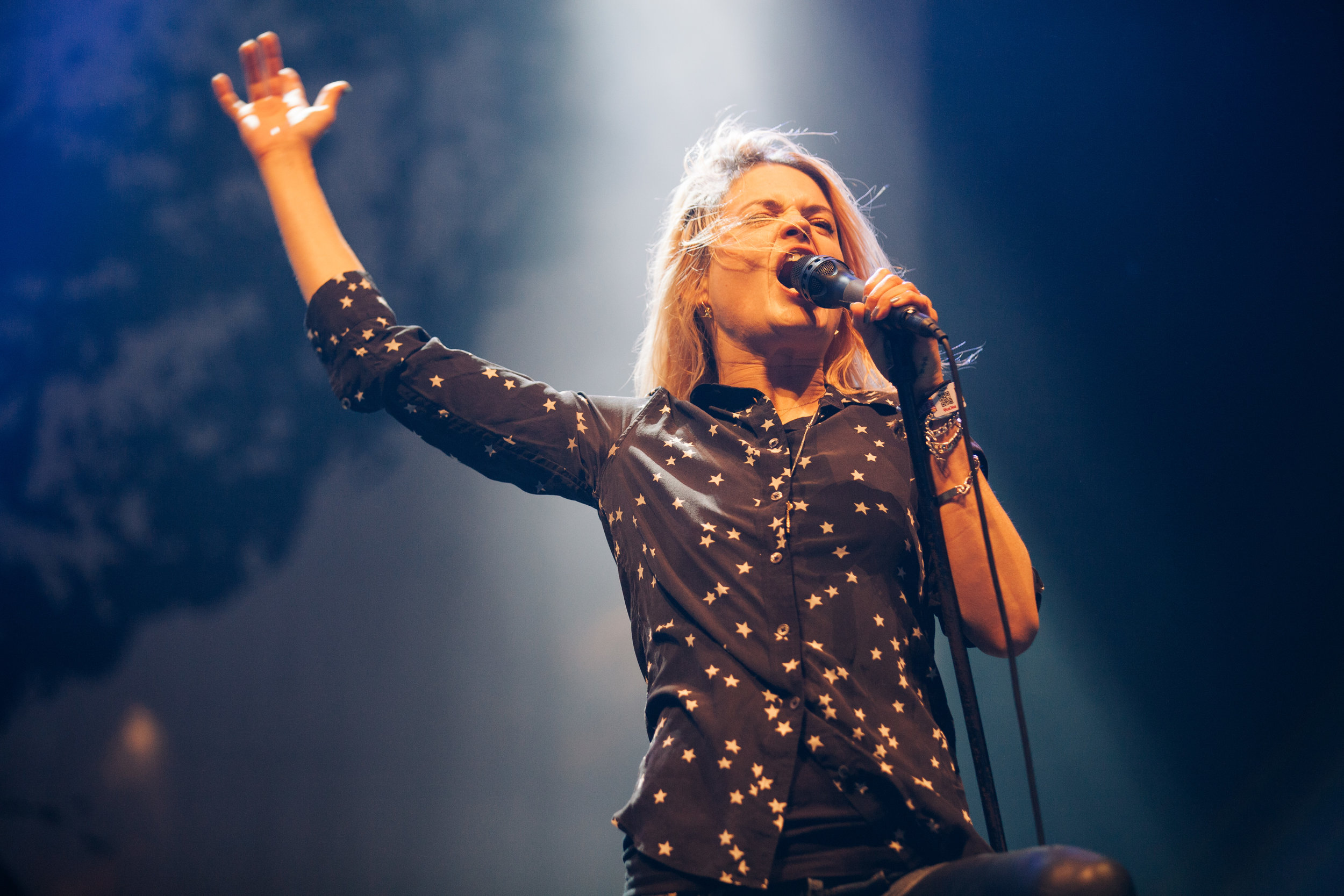 The Kills:Pukkelpop:18th August 2016:Leah Henson.jpg