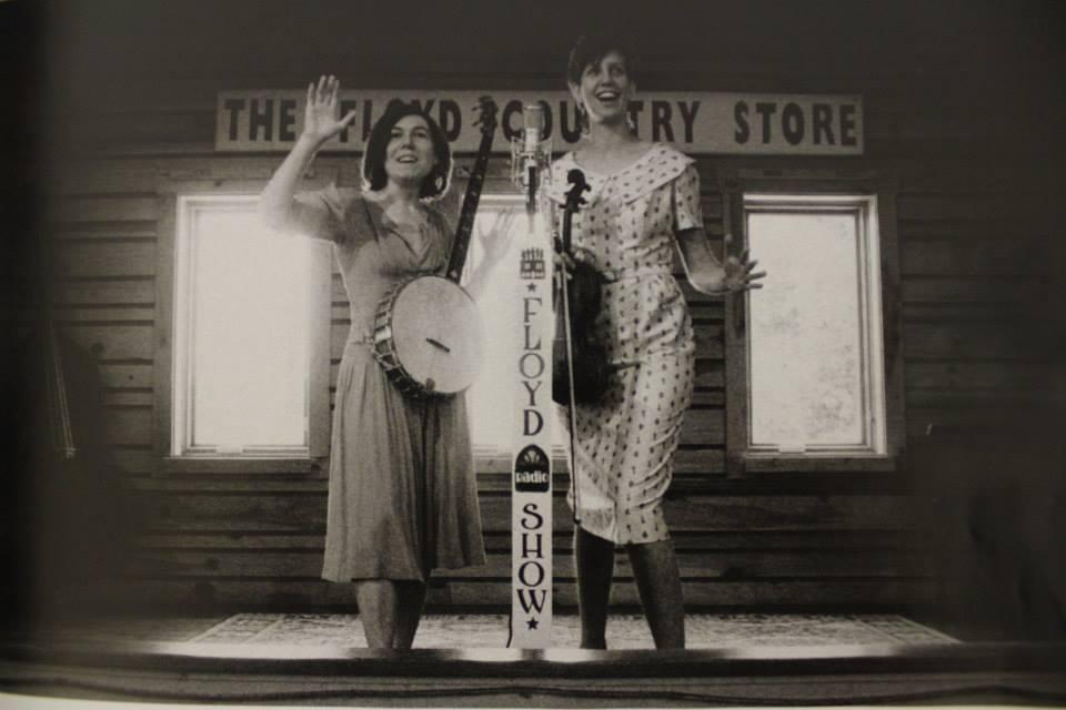 Photo by Jim Herrington //  Elizabeth (left) and Anna (right)