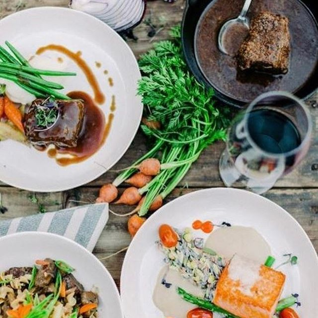 Is your mouth watering yet? It's @azrestaurantweek and we're practically drooling over our favorite places to wine and dine our guests, after all food is the way to the heart right? • • • Come get a taste of AZ with us 🍴you won't regret it! • • Featured photos: @thehenry @elchorro @thehermosainn @themission @steak44 • #eventprofs #dmc #destinationmanagement #incentivetravel #restaurantweekaz #dinearound #wednesday