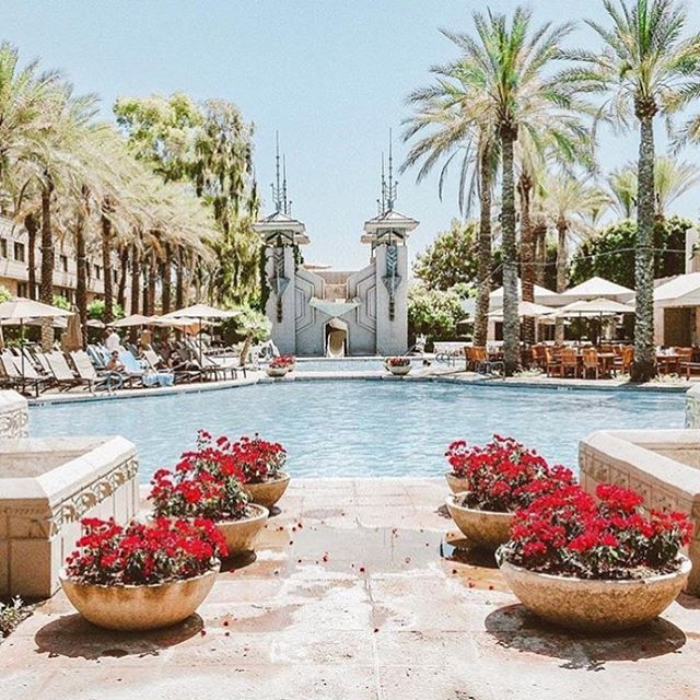 Who's ready for a fun filled 3 day weekend?  We hope you get to welcome summer soaking up sun poolside like our friends at the @arizonabiltmore do!  #eventprofs #dmc #destinationmanagement #incentivetravel