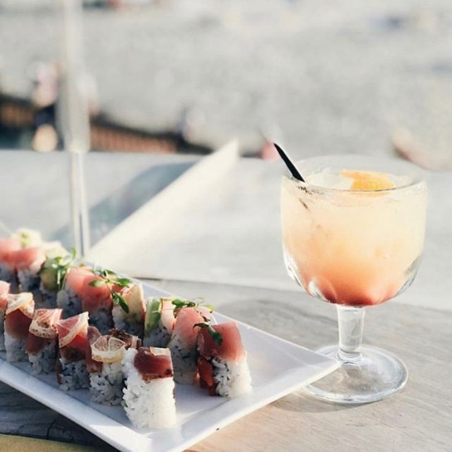 Word on the shore is that today is #internationalsushiday and we're rolling with it!! One of our favorite sunset sushi  spots is @cannonballsd, I mean look at that view. 🍣 🍤 🍣 What're some of your favorite spots in Cali? Arizona?  #eventprofs #interantionalsushiday #sushi #tunatuesday #dmc #destinationmanagement #incentivetravel #cannonballsd 📸- repost from our friends @cannonballsd