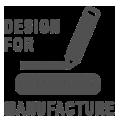 p  recision machining- design for manufacture
