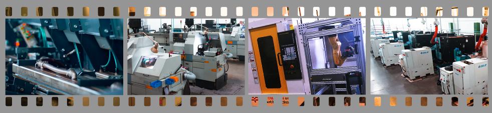 precision machine shop - facilities
