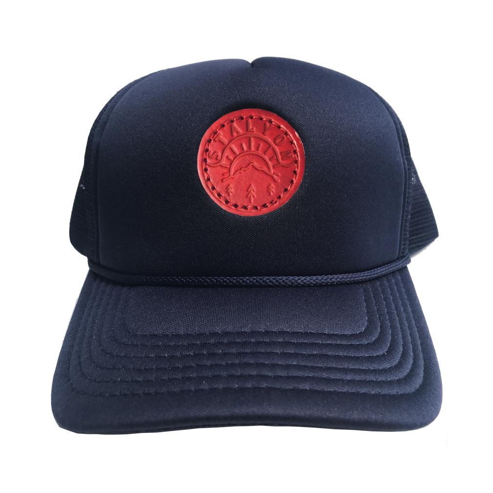 BOYS AND GIRLS BASECAMP HATS