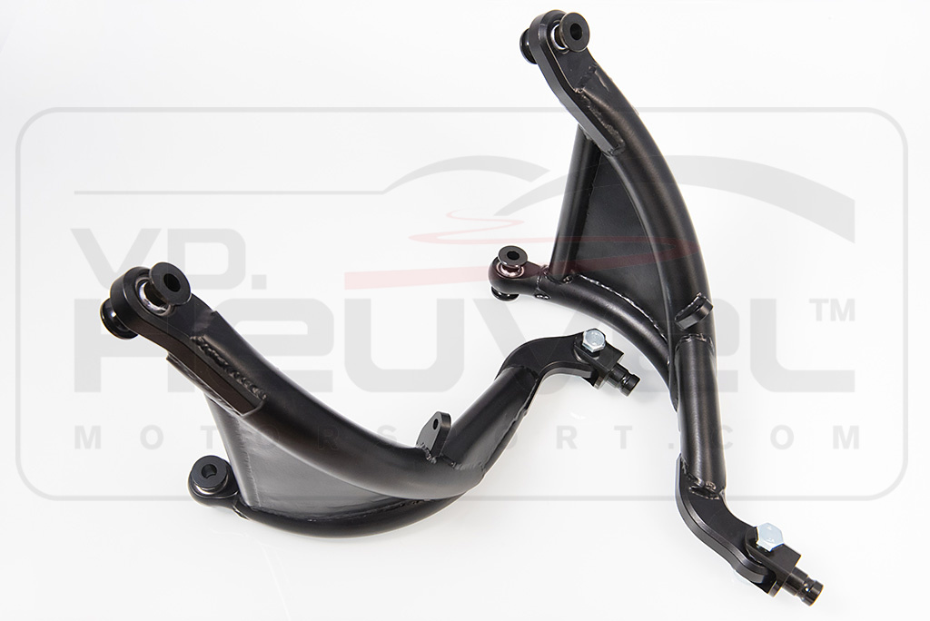 Rear wishbones