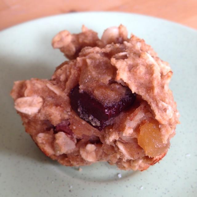 Gluten-free, sugar-free* chocolate ginger protein puff