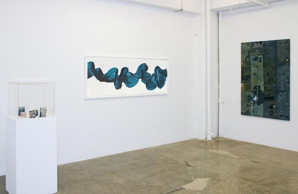 Installation View: James Nares and Yuko Kimura