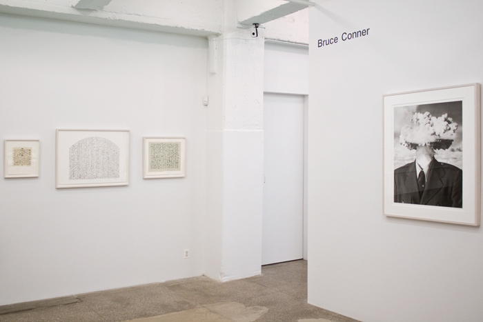 Installation View: After Image: the Prints of Bruce Conner