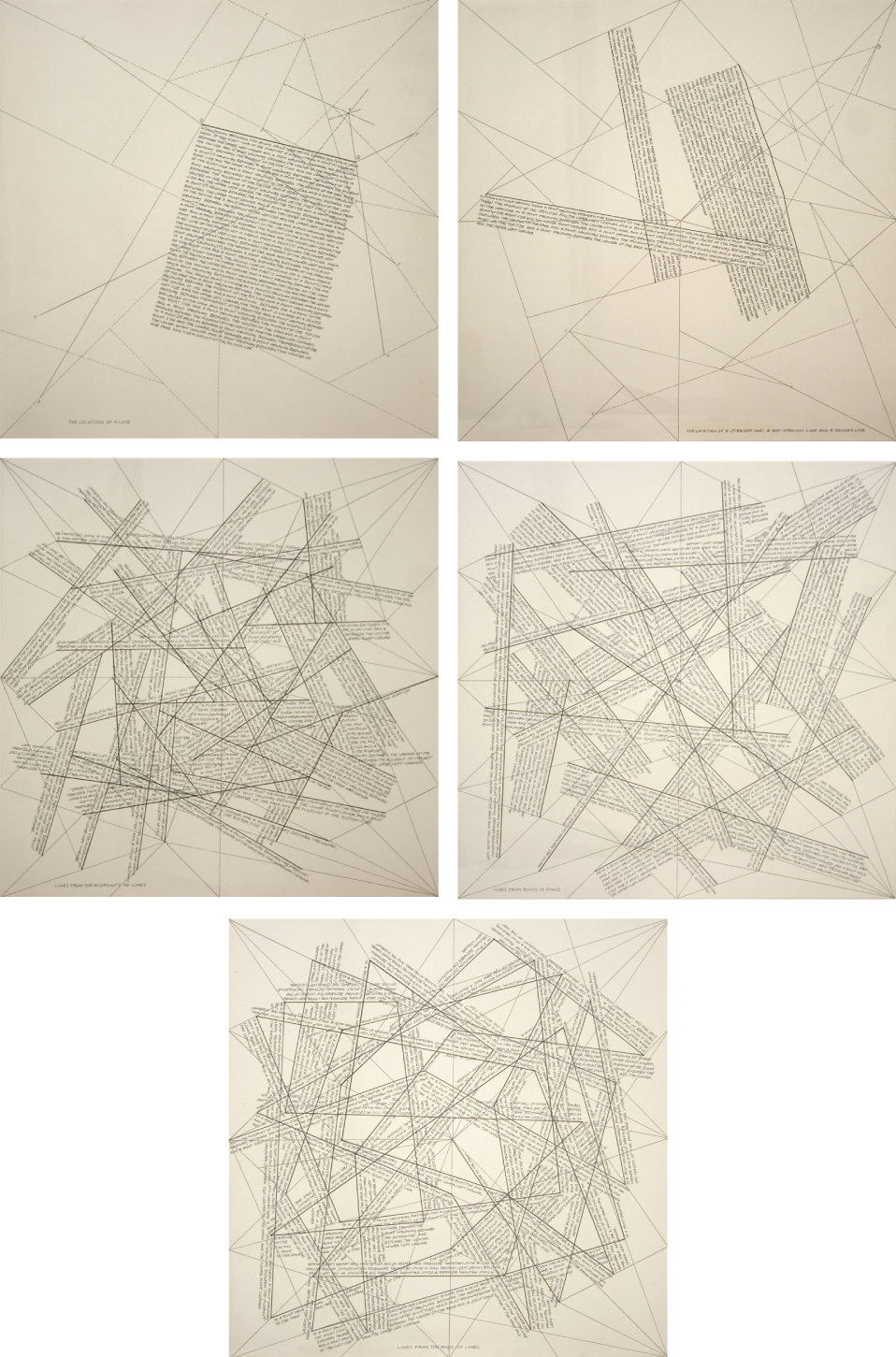 The Locations of Lines