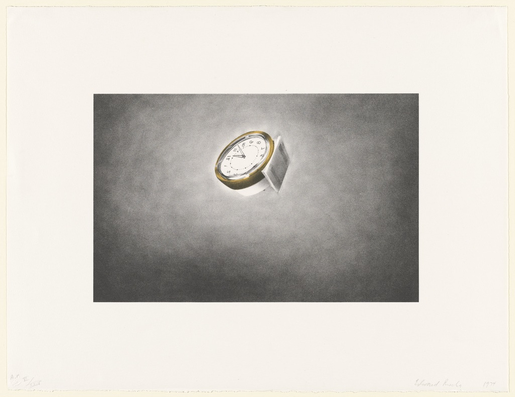 Clock (from Domestic Tranquility series)