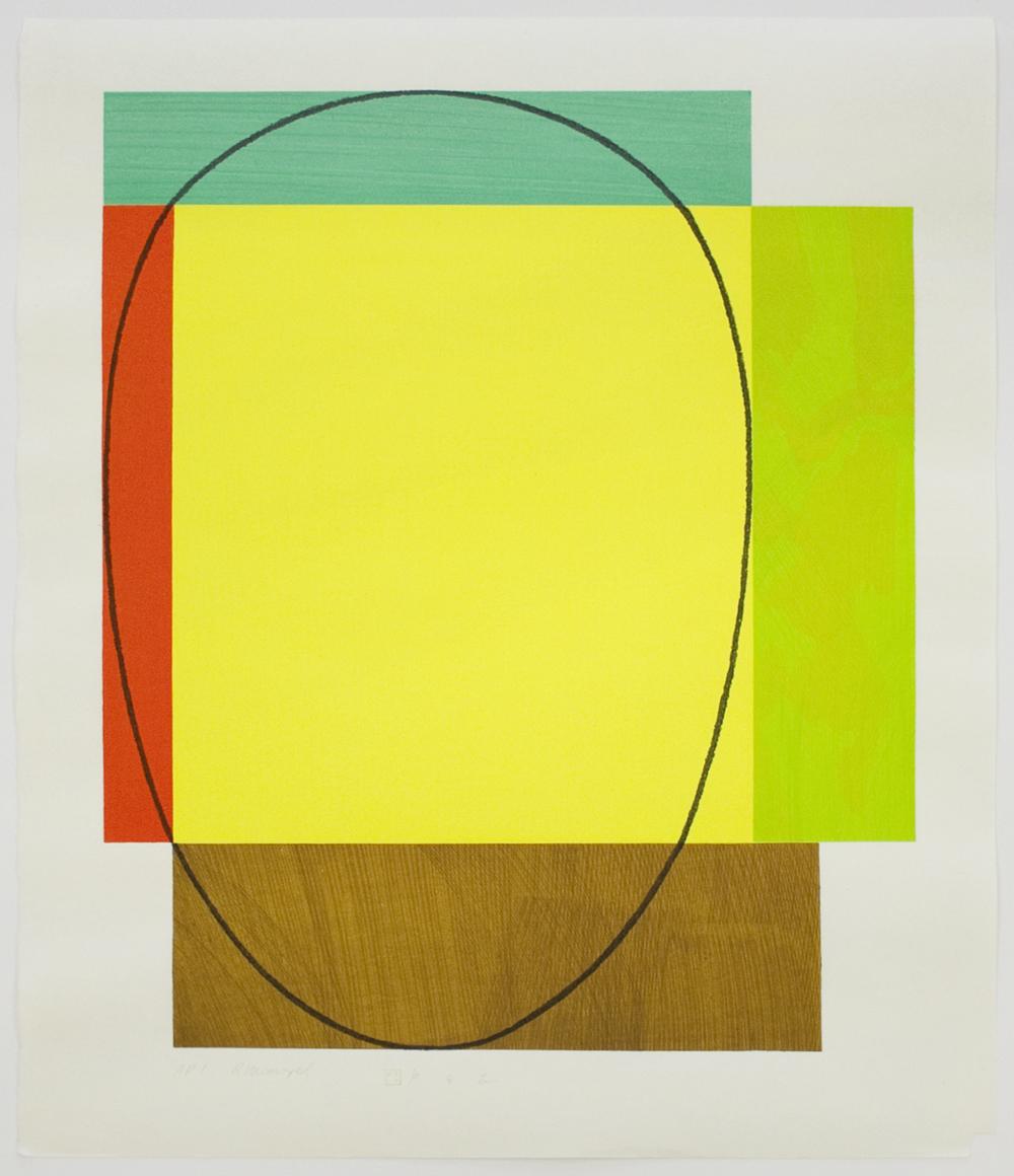 Five Color Frame