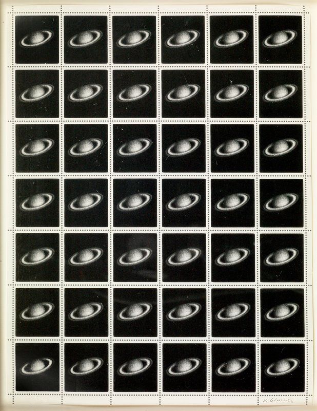 Saturn Stamps