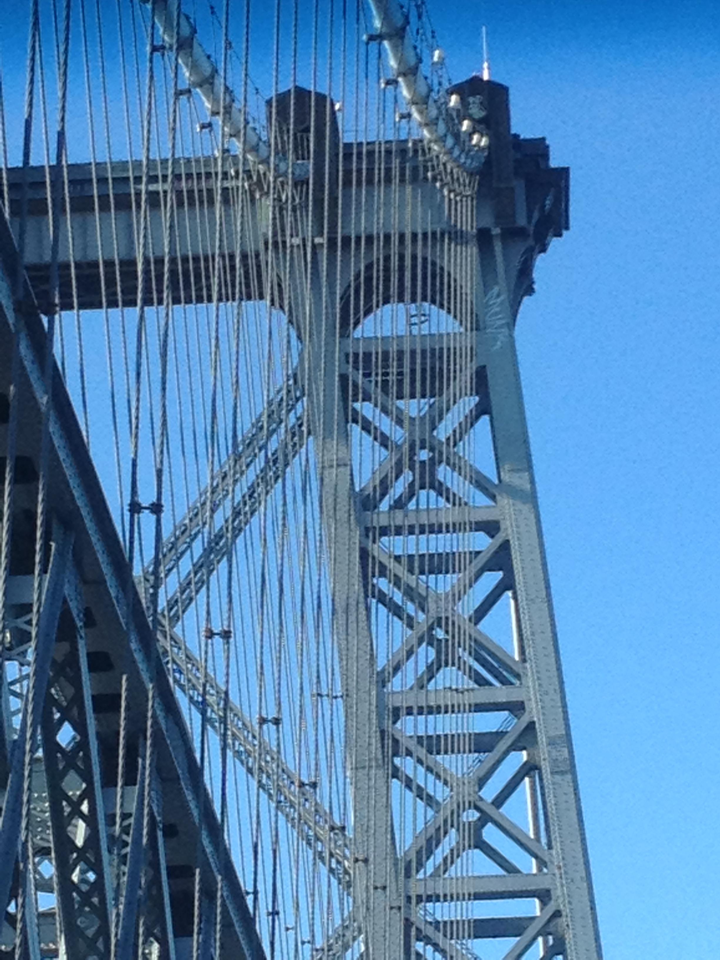 Williamsburg Bridge Inspections