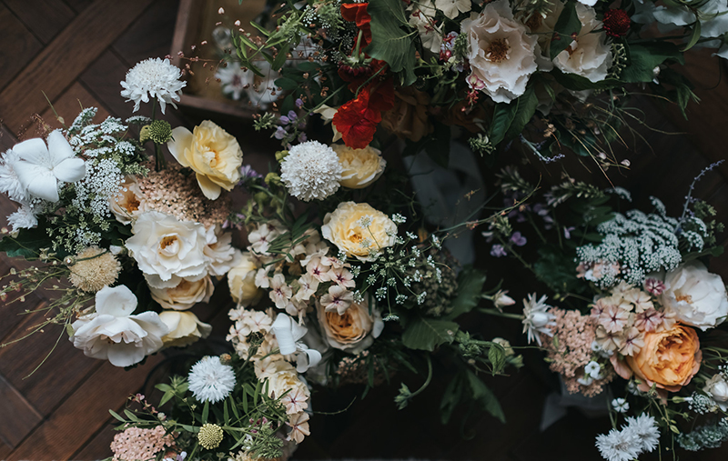 vervain wedding flowers