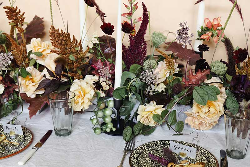 events & Styling - Bespoke styling & design for your private events.
