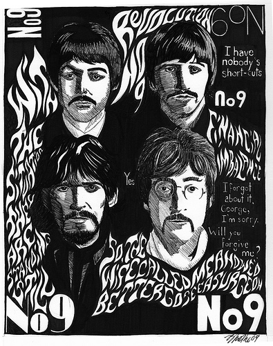 Beatles Revolution Number 9