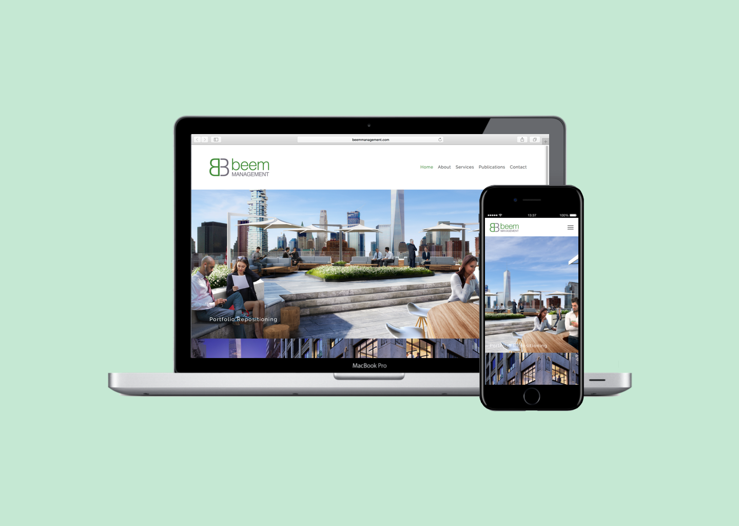 Market Your Business for $700 - Beem Management is an exclusive architectural management company in NYC.They needed to bring their presence online in a way that clearly reflects their professional results and innovative ethos.Check out www.beemmanagement.com