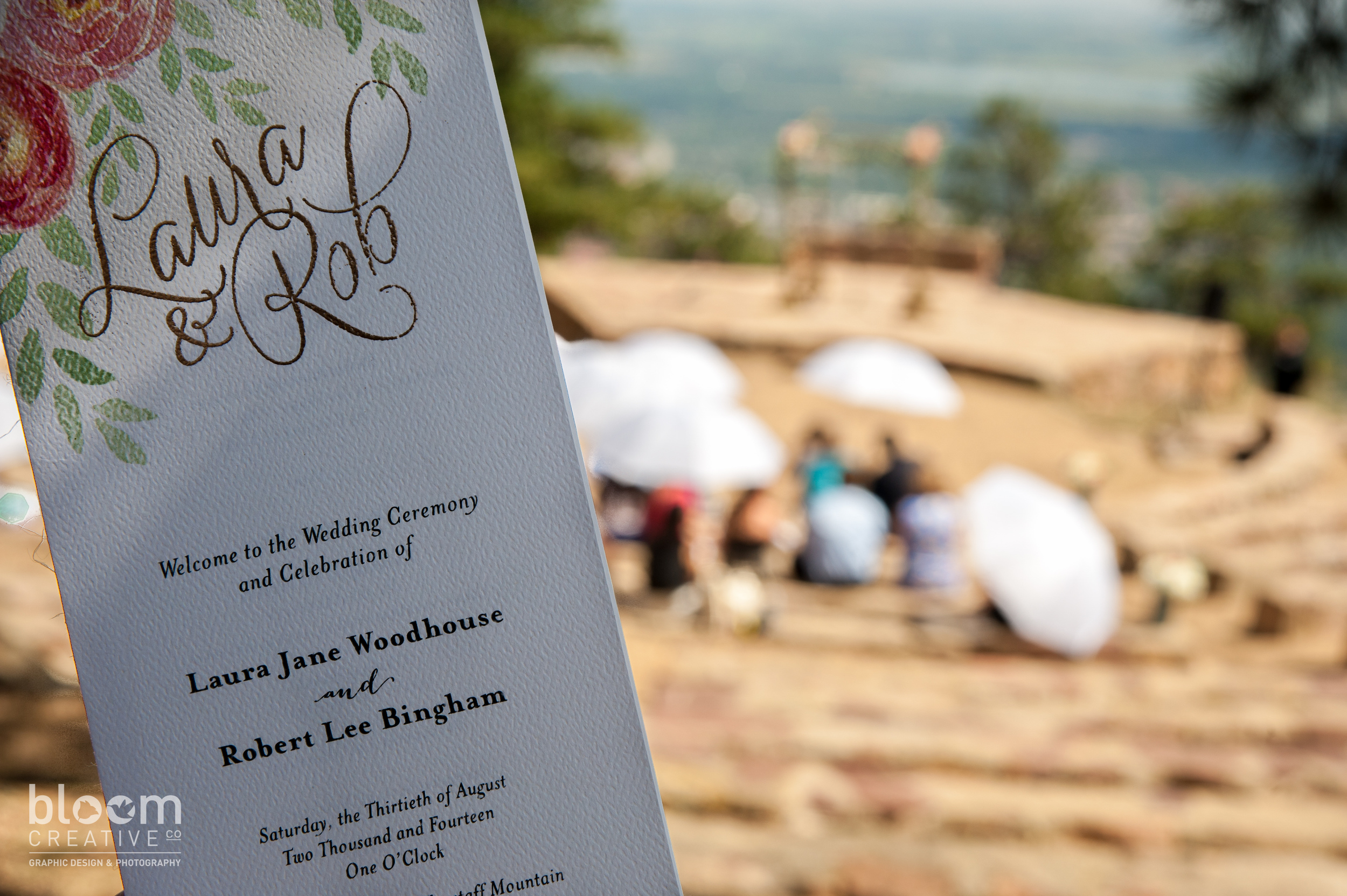 BoulderWeddingInvitationandCeremony