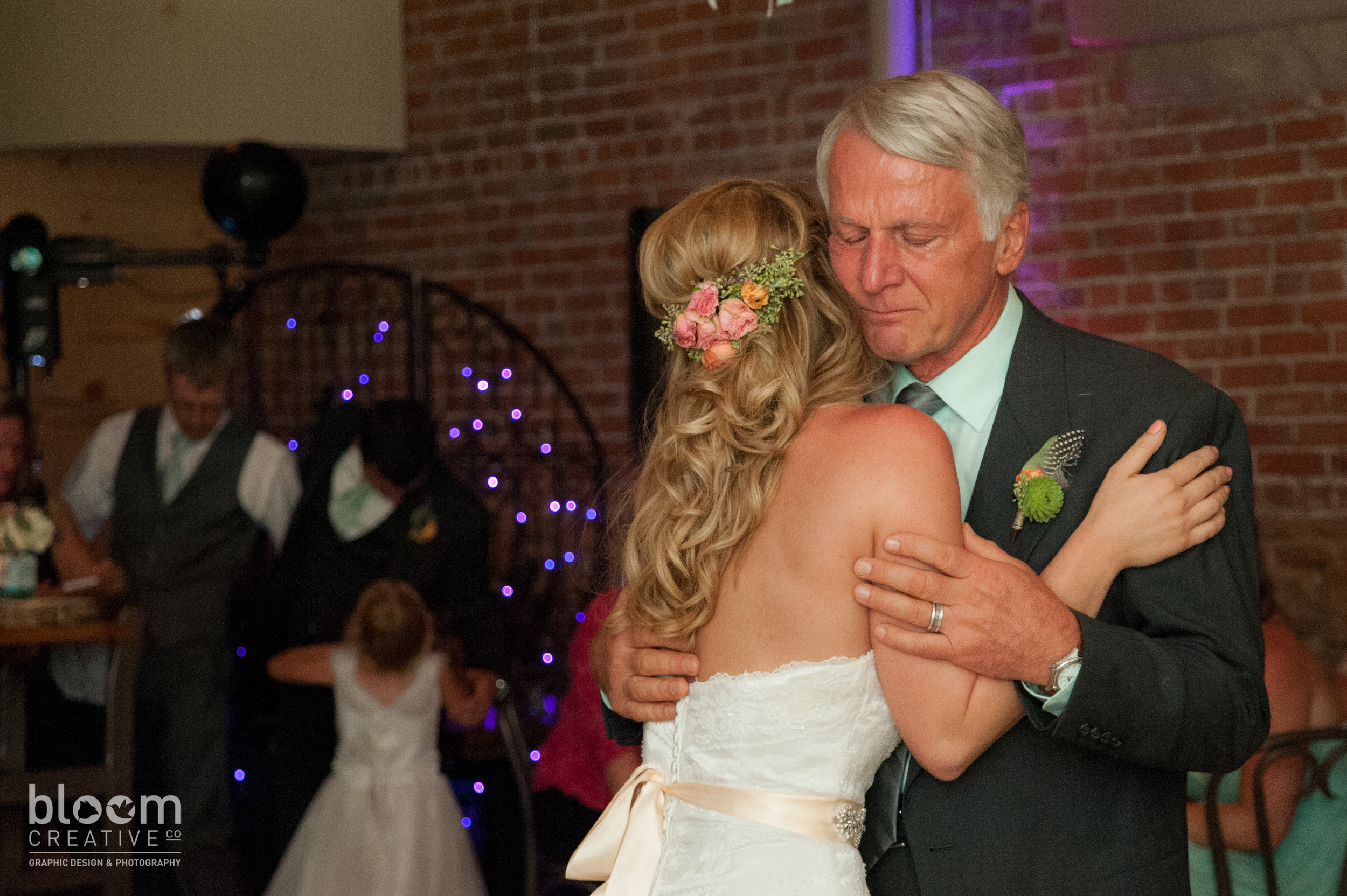 BoulderWeddingFatherDaughterDance