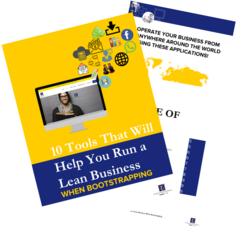 10 tool that will help you run a lean business when bootstrapping.png