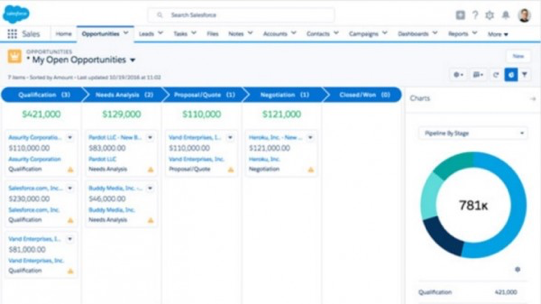 salesforce is a top resource for nonprofits _