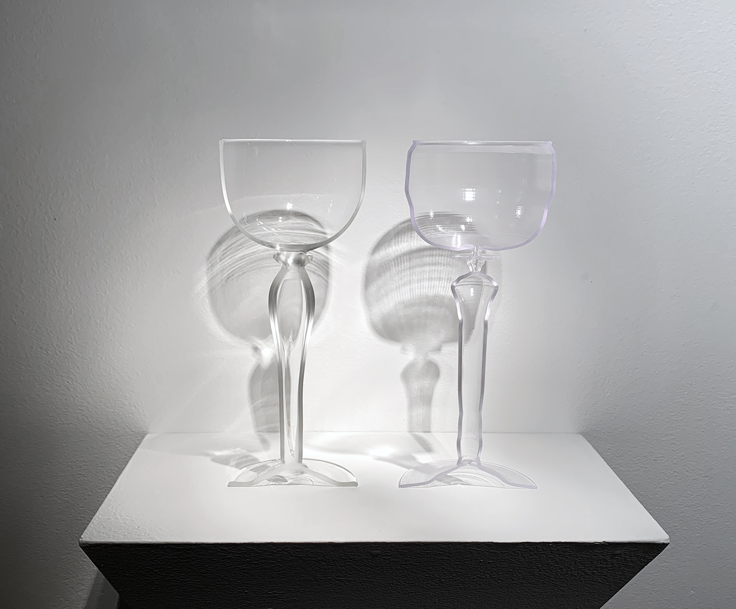PLATE 16, GOBLET WITH LONG STEM