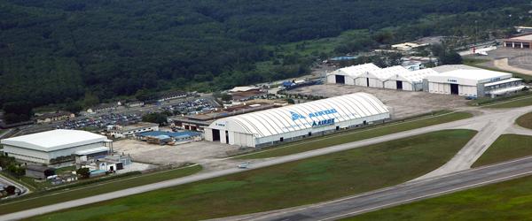 Airod Sdn. Bhd. National Aerospace & Defence Hangars